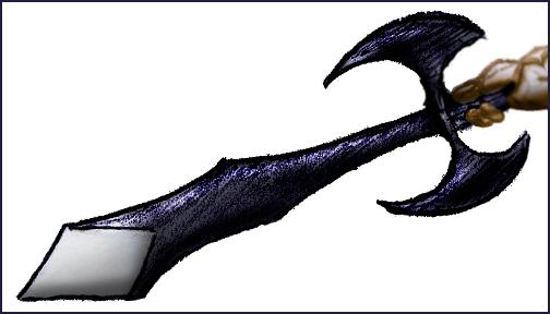 Mortem Brand Sword