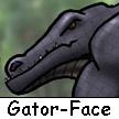 Gator-Face