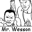 Mr. Wesson